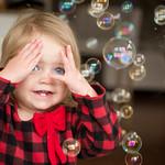 Peekaboo Bubbles!