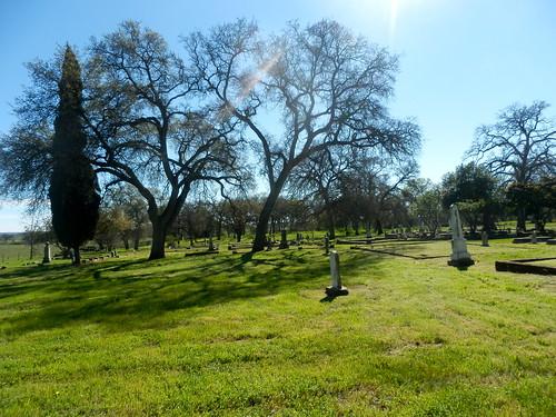 Manzanita Cemetery - Lincoln, Calif.