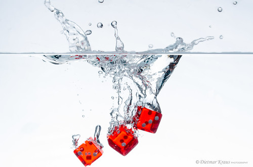 dice-splash