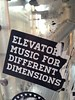 Elevator music for different dimensions