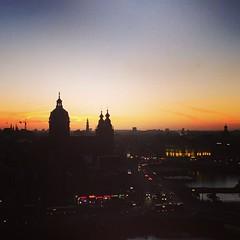 #amsterdam #sunset