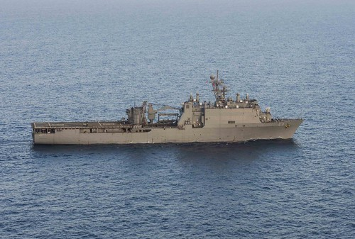 USS Germantown Certifies Intelligence Warfare Mission Area with Flying Colors