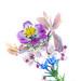 Yard flowers by Ryan Kimball