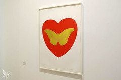Damien Hirst - Love Exhibition