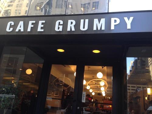 Grumpy, Grand Central Station, NYC. Nueva York