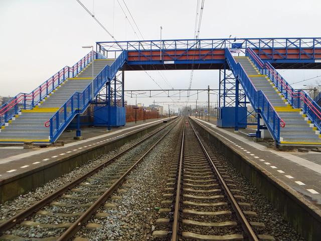 20150225 Delft - lege trappen