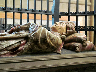 Wells Cathedral - Bekynton tomb