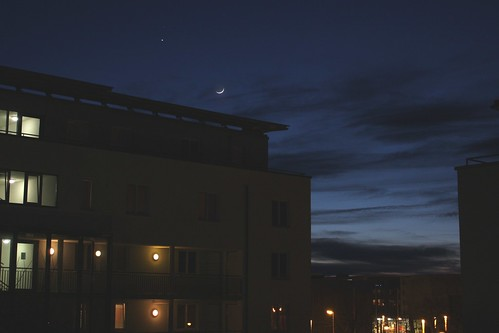 Rieselfeld night II