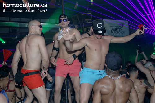 HomoCulture.ca posted a photo:	The boys, weather and parties were all hot at Miami Winter Party