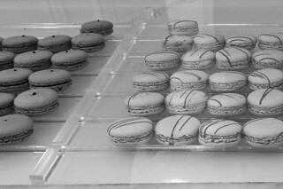 Chantal Guillon - Macarons bw