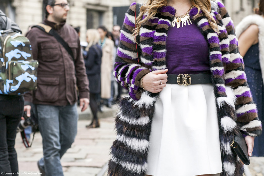 Gucci, Milan Fashion Week, Street style