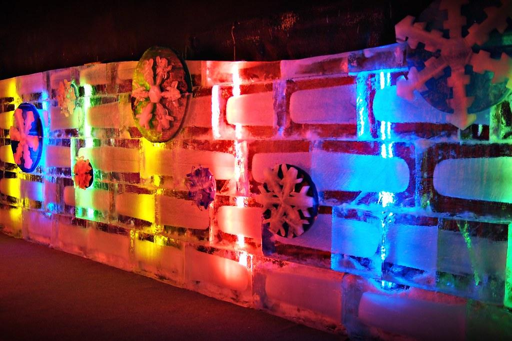台中高鐵-2015正宗哈爾濱冰冰燈冰雕展-72