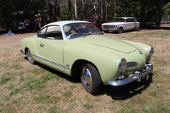 studebaker avanti(0.0), automobile(1.0), automotive exterior(1.0), volkswagen(1.0), vehicle(1.0), compact car(1.0), antique car(1.0), sedan(1.0), classic car(1.0), land vehicle(1.0), volkswagen karmann ghia(1.0), sports car(1.0),