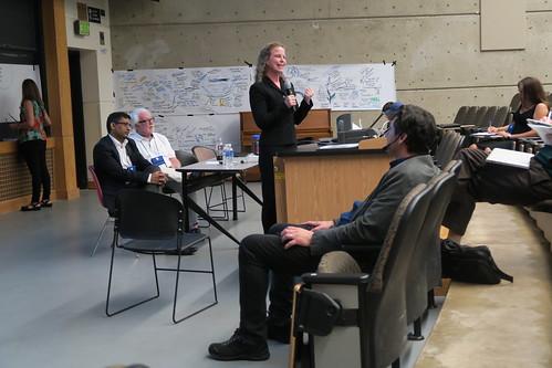 Diana Mann, Thursday plenary
