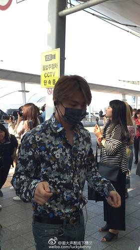 Big Bang - Incheon Airport - 05jun2016 - luckykenny - 02