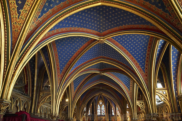 Sainte Chapelle ~ Paris