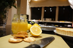 Lemon Tart / Tarte au citron