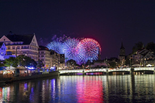 Zürifäscht fireworks III