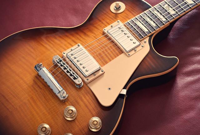 Photo:2008 Gibson USA Les Paul Trad. DB By Freebird_71