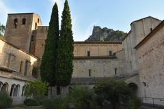 Saint-Guilhem-le Désert..L'abbayede Gellone.11