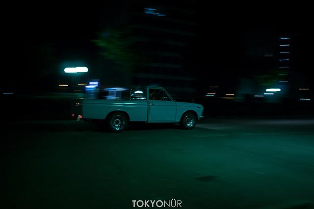 CODENAME -PHANTOM- 1971 DATSUN 521 [FUKUOKA JDM]
