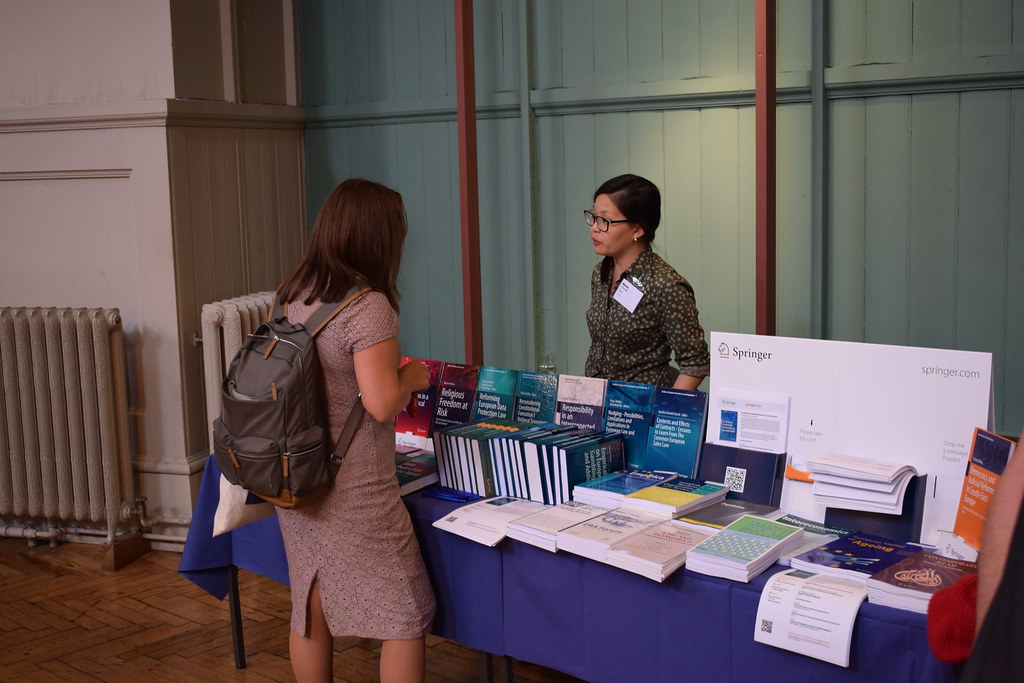 UACES 2016 London - Publishers' Exhibition