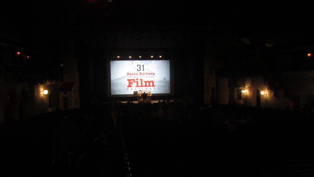 IMG_0986 31st Santa Barbara film festival Arlington theatre organ