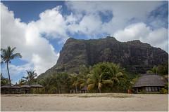 Le Morne Brabant . Mauritius