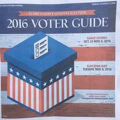 Clark County General Election 2016 Voter Guide