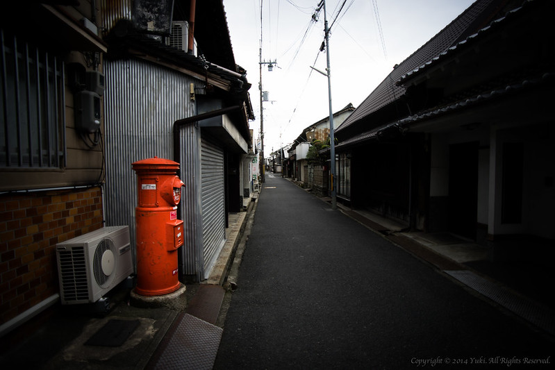back street #2