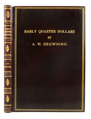 Lot 230 Browning Early Quarter dollars