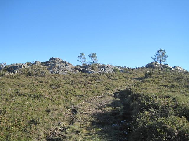 Camino PR-G 100 Sendeiro Natural Aciveiro - Candán
