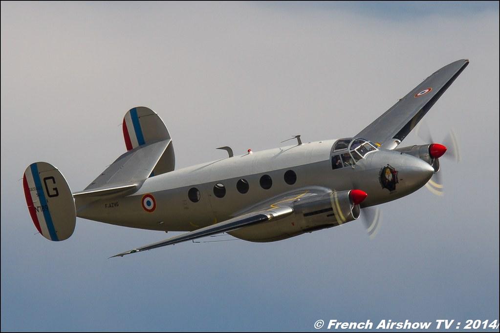MD 312 Flamant F-AZVG, Ailes Anciennes de Corbas, Meeting des 60 ans de l'ALAT,Aviation légère de l'armée de Terre (ALAT), Cannet des Maures