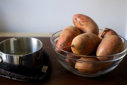 sweet potatoes everywhere