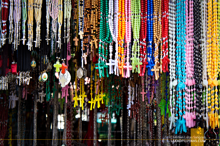 Rosaries in Zamboanga City