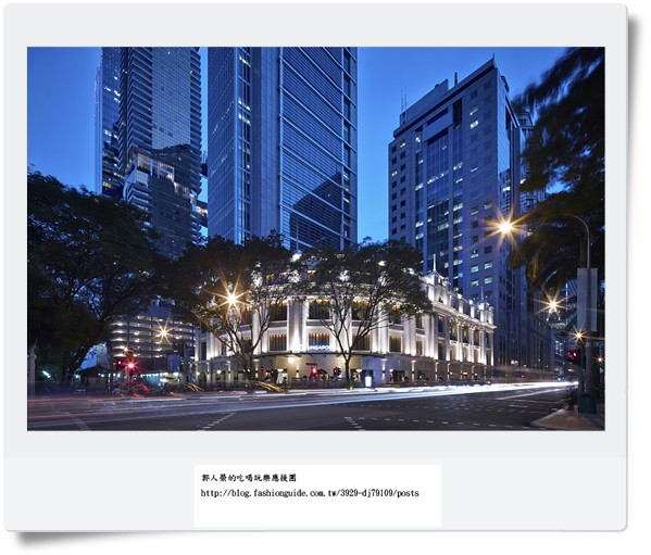 Sofitel So Singapore Facade