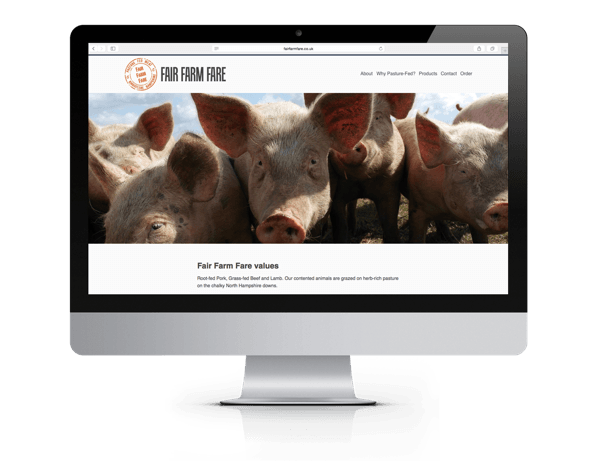 Web Design Stockbridge