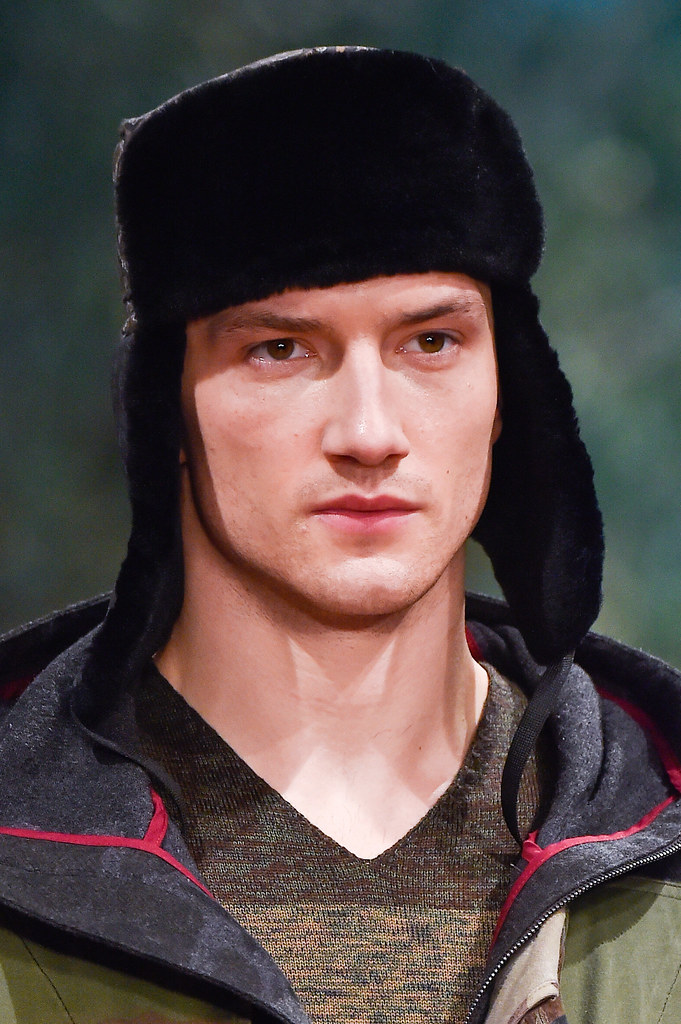 FW15 Milan Antonio Marras008_Jacob Coupe(fashinising.com)