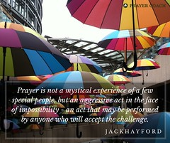 Prayer - mystical experience