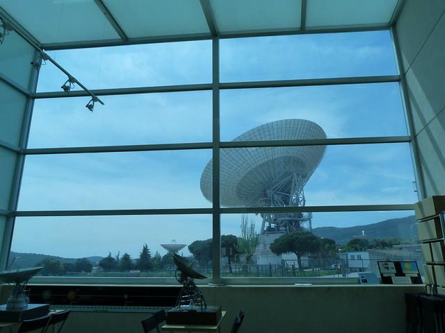 La NASA en Robledo de Chavela (Madrid)