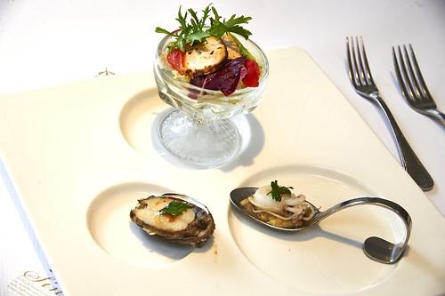 情侶約會必吃的高雄新國際西餐廳-名不虛傳的美味A餐與海陸套餐 (4)