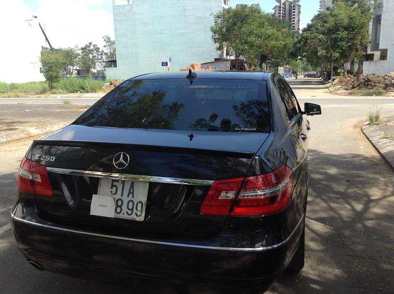 Bán Mercedes Benz E250, Đăng kí 11/2011, biển số đẹp. Giá tốt - 1