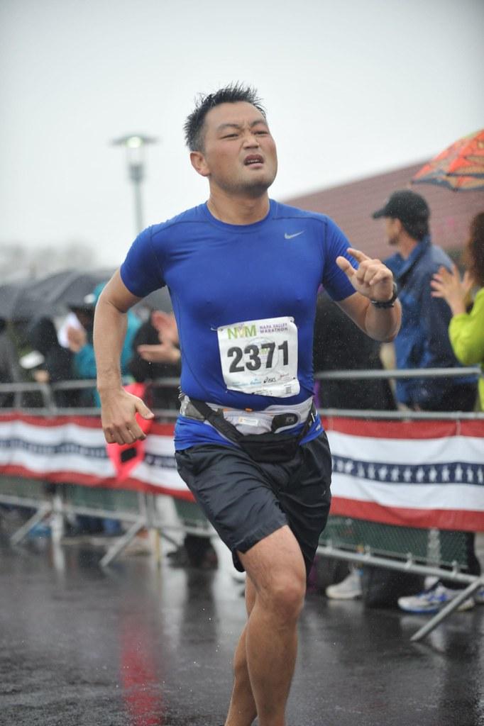 Napa Valley Marathon 2014