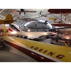 Just a few significant aircraft.