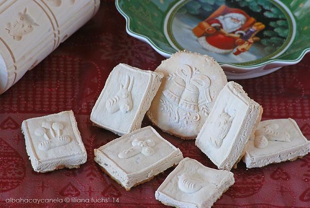Anisbrötli - Swiss anise cookies