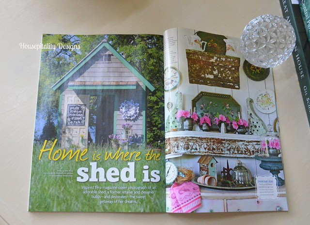 Flea Market Gardens Magazine-Housepitality Designs