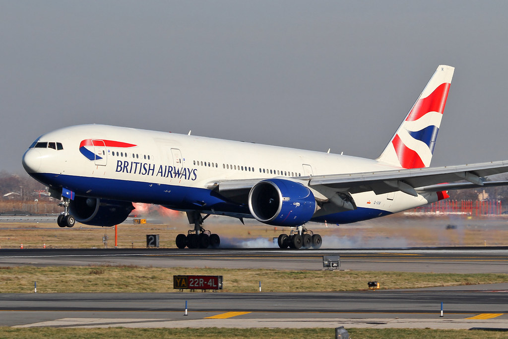 G-VIIK - B772 - British Airways Ltd (2012–15)