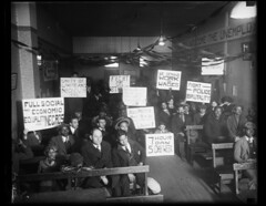 Unemployment Rally in DC: 1930 # 2