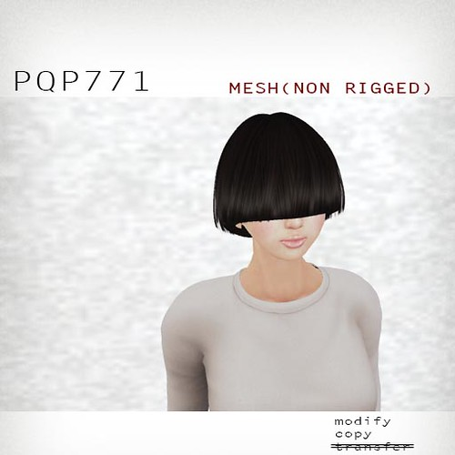 booN PQP771 hair