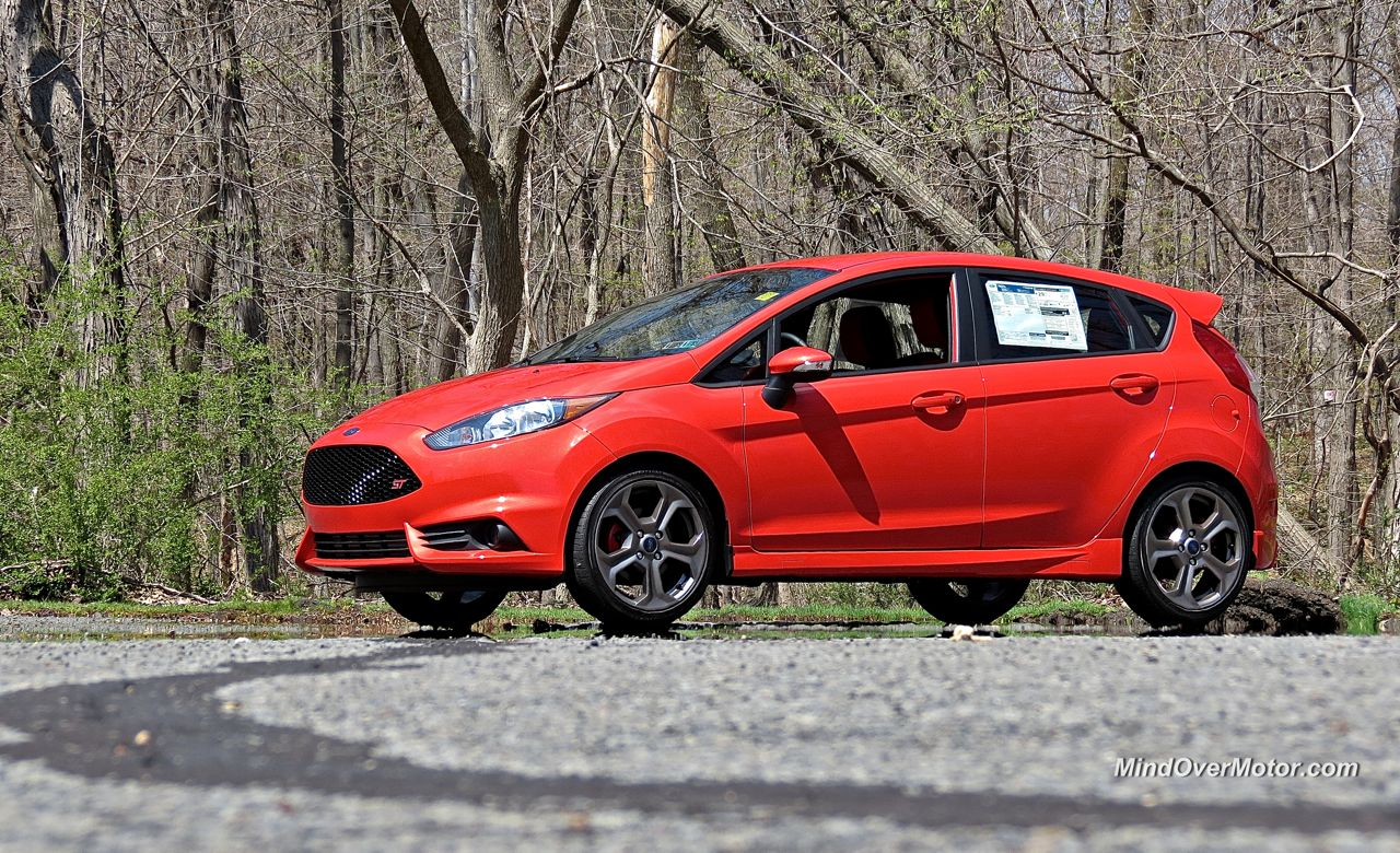 Ford Fiesta ST Modification Guide